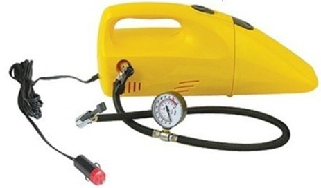 12V Car Vacuum Cleaner with air compressor